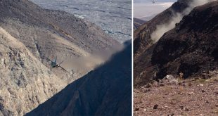 Navy F/A-18E Super Hornet Crashes in Star Wars Canyon leaves Visitors Injured, Pilot missing