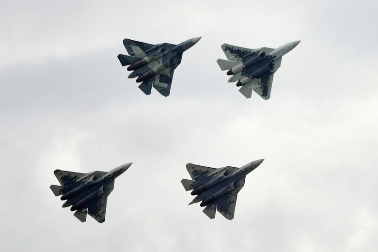 new Russian aircraft Unveiled at MAKS 2019 Air Show