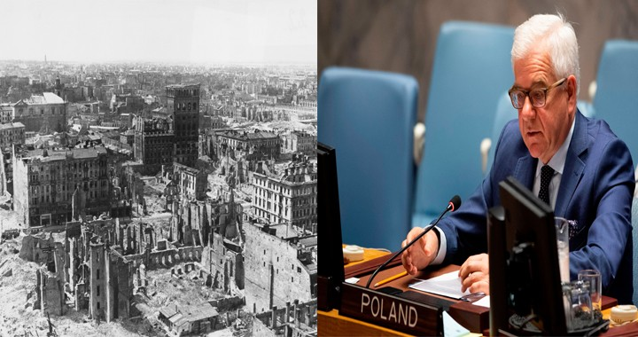 Poland demands Germany To Pay £777 BILLION In Compensation For Invasion of Poland