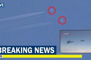 Russian Su-35 allegedly intercepted Turkish F-16