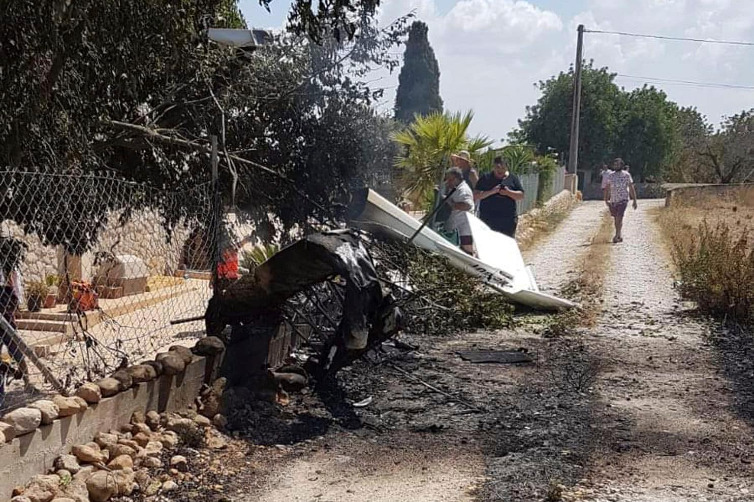 Seven dead in a Bell 206 Helicopter and Aeroprakt A22L Foxbat plane mid-air collision in Majorca
