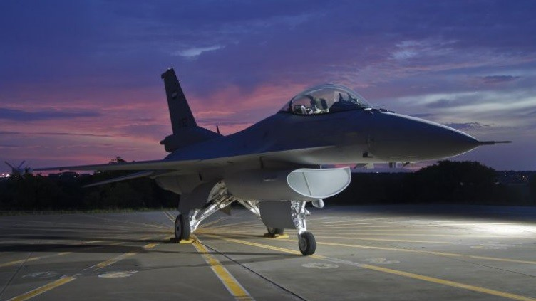 Lockheed Martin awarded $800M to build Slovak Air Force F-16 Fighter jets