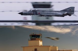 Top Gun: Maverick Trailer Parody Featuring Japanese F-4 Phantoms