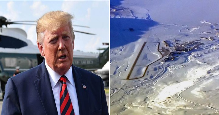 Trump interested in buying Greenland: Here are Details about U.S. Air Force Air Base in Greenland