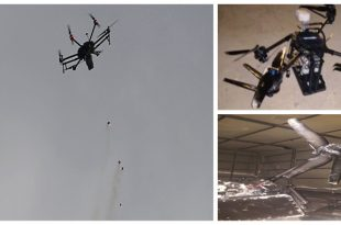 Two Israeli Drones Loaded With Explosives Crashes in Beirut