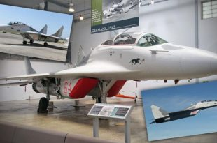 Microsoft cofounder Paul Allen's MiG-29 Fulcrum Jet Fighter is up for sale