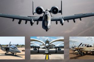 A-10 Replacement: Here's Three Light Attack Aircraft That Might Replace Warthog