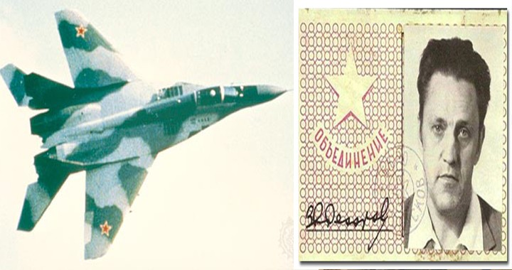 The Billion Dollar Spy: The Man Who Wrecked The Soviet Warplane Industry