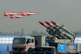 Indian Air Force seek Deployment of six squadrons of Akash Air Defence Missile along Pakistan border