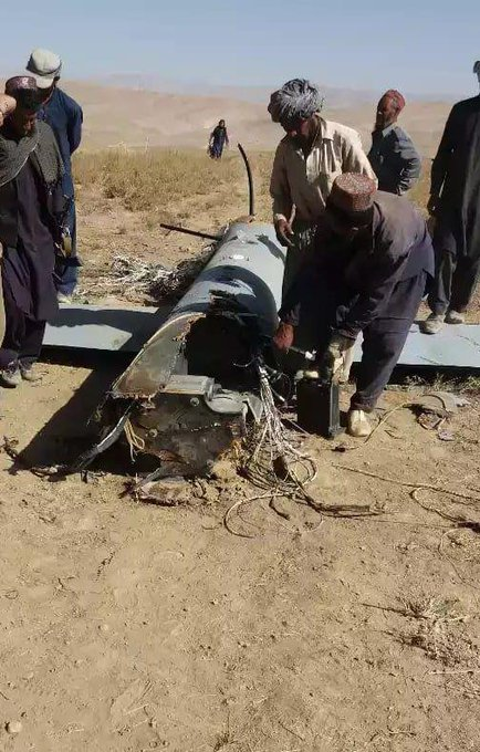 Taliban Claims To Shot Down U.S. MQ-1 Predator Drone in Afghanistan
