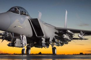 Senate Approves U.S. Air Force's Plan To Buy 8 F-15EX Advanced Eagle Fighter Jets For $992.4 Million