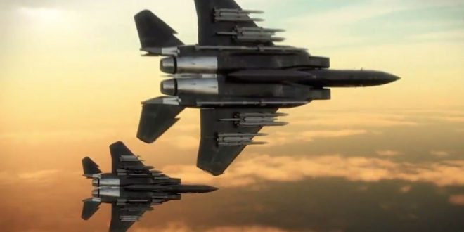 Boeing Releases Concept Video Of Newest F-15EX Advanced Eagle Fighter Jet