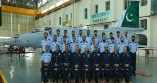 Pakistan Air Force Successfully Rolls Out First Indigenously Overhauled JF-17 Thunder Fighter Jet