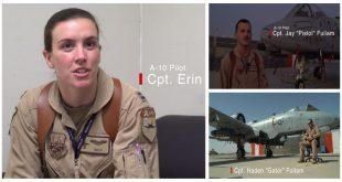 Fullam Five: Meet Five Fullam Family Member who Become Fighter Pilot in USAF