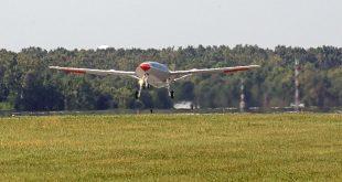 U.S. Navy New MQ-25 Stingray Carrier-Based Tanker Drone Makes Maiden Flight