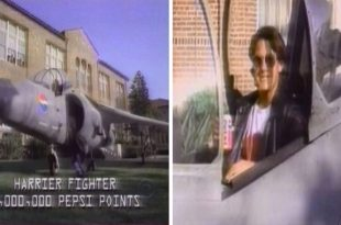 The Man Who Sued Pepsi For Not Giving Him A Harrier Fighter Jet
