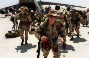 Operation Desert Storm II? Pentagon Announces U.S Troop Deployment To Saudi Arabia