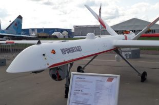 List Of New Russian Mega-Drones Unveils at MAKS 2019 Airshow