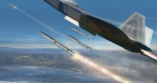 Raytheon Unveils New Smaller and Faster Peregrine Advanced Air-to-Air Missile