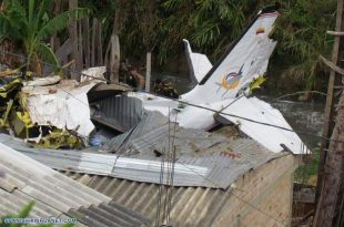 At Least Seven Dead as Plane Crashes In Residential Building in southwest Colombia city