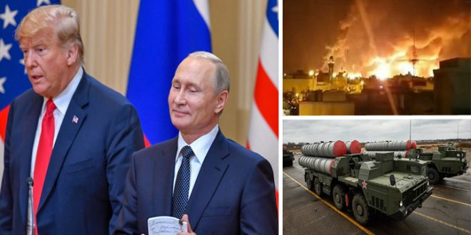 Putin Trolling Trump: Advises Saudi Arabia To Buy S-300 If They Want To Protect Oil Fields