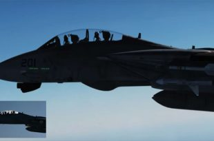 A Guy Recreated Top Gun Aerial Scenes Using Digital Combat Simulator World