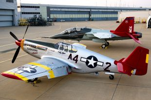 U.S. Air Force's new trainer aircraft officially named T-7A Red Hawk to honor the legacy of tuskegee airmen