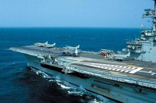 Brazilian São Paulo Aircraft Carrier For Sale For $1.275 Million