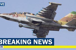 Russian Air Force Sukhoi Su-25UB Jet Crashes in Stavropol Region, 2 Pilot Missing