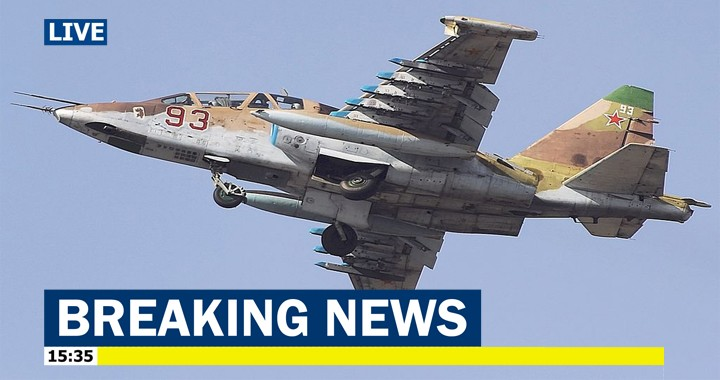 Russian Air Force Sukhoi Su-25UB Jet Crashes in Stavropol Region, 2 Pilot Missing