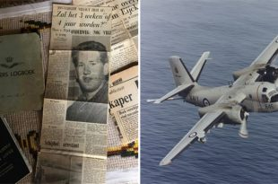 Young Sailor Who Stole A Grumman Tracker Propeller Plane To Get Out Of The Navy