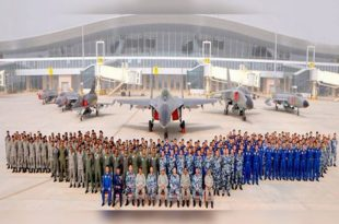 PAF and PLAAF Shaheen-VIII joint Air force exercise underway close to the Indian border near Ladakh