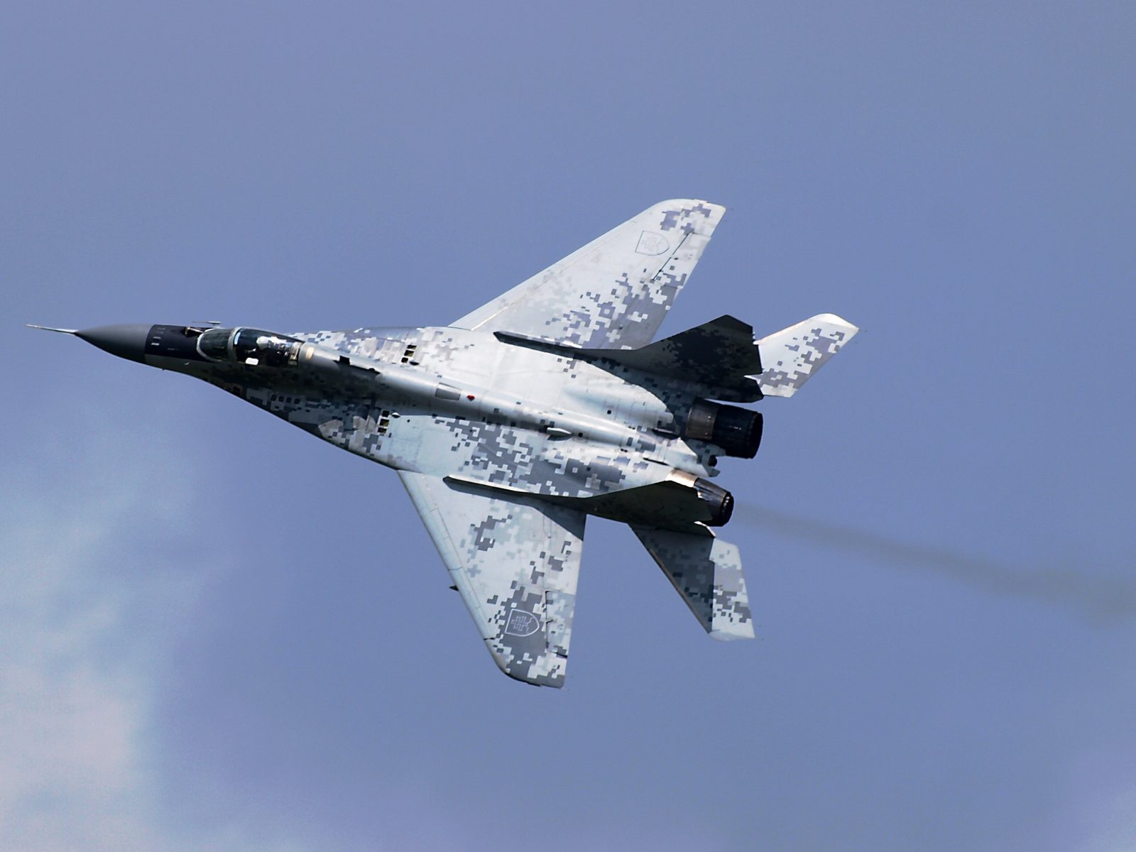 Slovak Air Force MiG-29AS Fulcrum With Live Missiles Crashes During A Training Flight