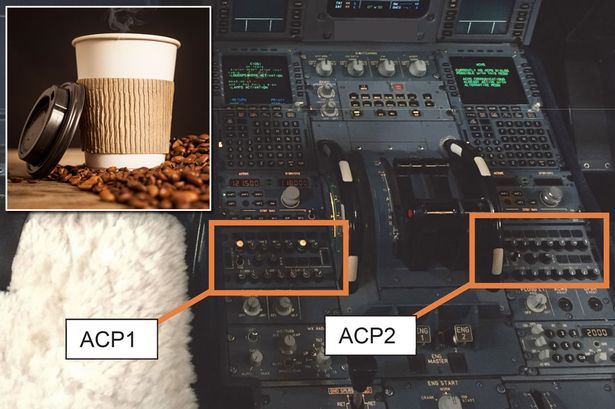 Spilled Coffee On The Controls Panel Forces Plane With 337 On board To Divert Over Atlantic