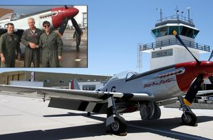 """Tom Cruise Own $4 Million Dollar WWII Fighter Aircraft Will Feature In Top Gun: """"Maverick"""""""