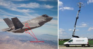 A German Radar Vendor Claims To Track Two F-35 Stealth Fighters With A New Radar