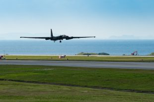 U.S. Air Force Deploys U-2 Spy Plane To RAF Fairford England