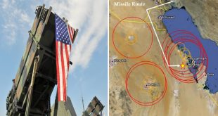 Did U.S. Made Patriot Missile Defense System Failed During Saudi Oil Attack?
