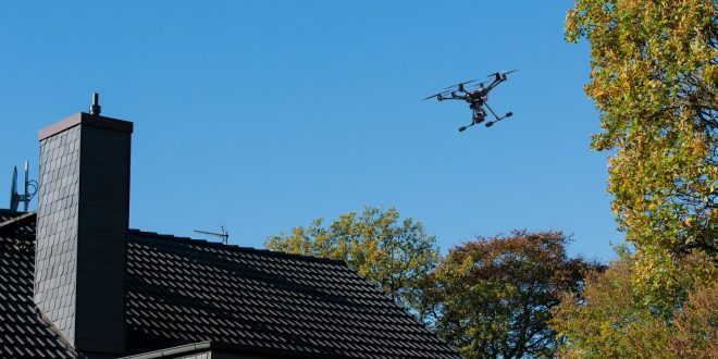 Man Used Drone To Drop Explosives On Ex-Girlfriend's House: prosecutors