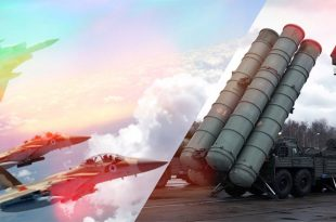 Russia Gives Syrian Military Green Light To Use S-300 Missile Defense System Against Israeli Targets