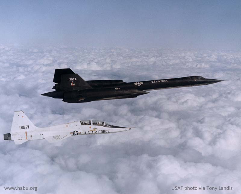 The Race To Find The Doomed SR-71 Blackbird Crashed In South China Sea