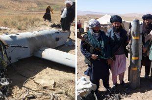 Taliban Claims To Shot Down U.S. MQ-1 Predator Drone in Afghanistan