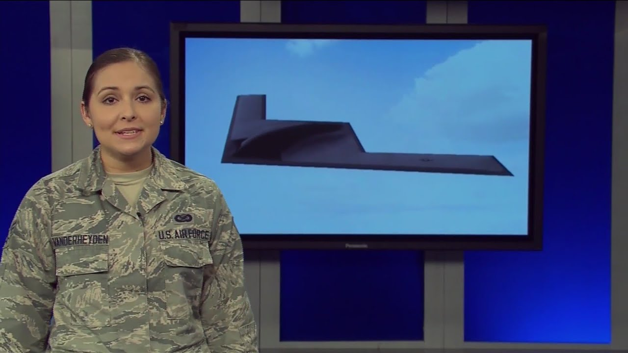 U.S. Air Force Next-Generation B-21 Stealth Bomber Will Likely Have Air-to-Air Defense Capabilities