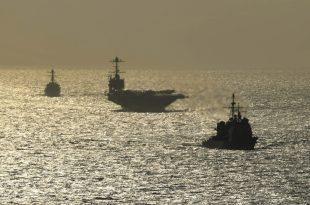 USS Nimitz Class Aircraft Carrier: The Second Largest Aircraft CarrierInThe world