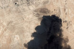 U.S. Official Accuses Iran Of Drone Attack That Knocked Out Half Of Saudi Arabia's Oil Production
