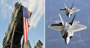 U.S. Plans To Deploy More Patriot Batteries and F-22 Raptor Fighter Jets After Abqaiq–Khurais attack
