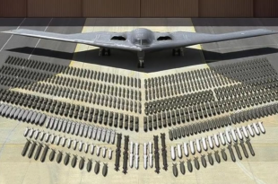 U.S. Air Force To Equip New B-21 Stealth Bomber With Air To Air Missiles