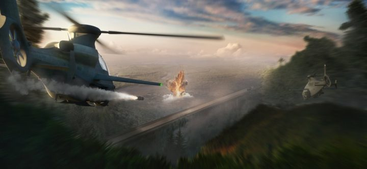 A Helicopter With Wing: Bell Unveils New 360 Invictus Rotor craft Design