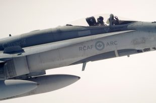 Here's Why USAF F-15 Pilots Loved RCAF CF-18'S Fake Canopy During Cold War