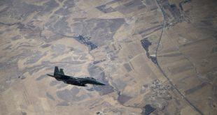 US-led Coalition Warplanes Conducted Combat Air Patrol Along Syrian-Turkish Border Amid Reports On Turkish Operation